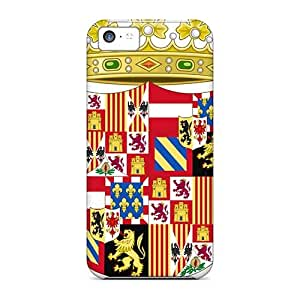 Shockproof Cell-phone Hard Covers For Iphone 5c (Syw4309SgrT) Unique Design Fashion Queen Pictures