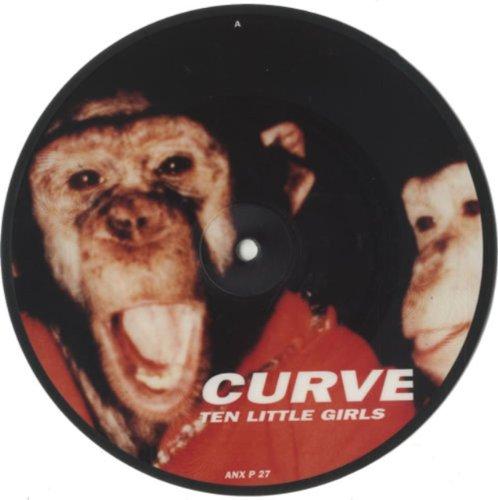 Ten Little Girls (Curve Vinyl)