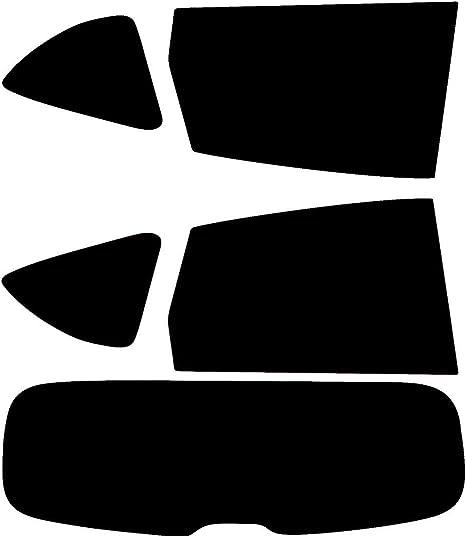PSSC Pre Cut Rear Car Window Films for Seat Altea XL 5 Door 2007 to 2016 05/% Very Dark Limo Tint