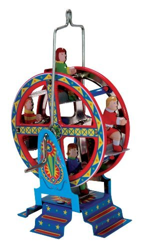 Penny Toy Ferris Wheel Tin Toy by Schylling for sale  Delivered anywhere in USA
