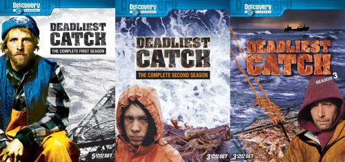 Deadliest Catch - Seasons 1, 2, & 3 by Discovery Channel