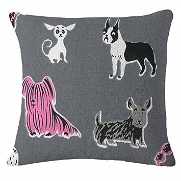 Amazon ZLYAYA Sofa PillowCushionDecorative PillowsThrow Extraordinary Decorative Pillows Dogs