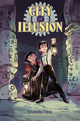 Book Cover: City of Illusion
