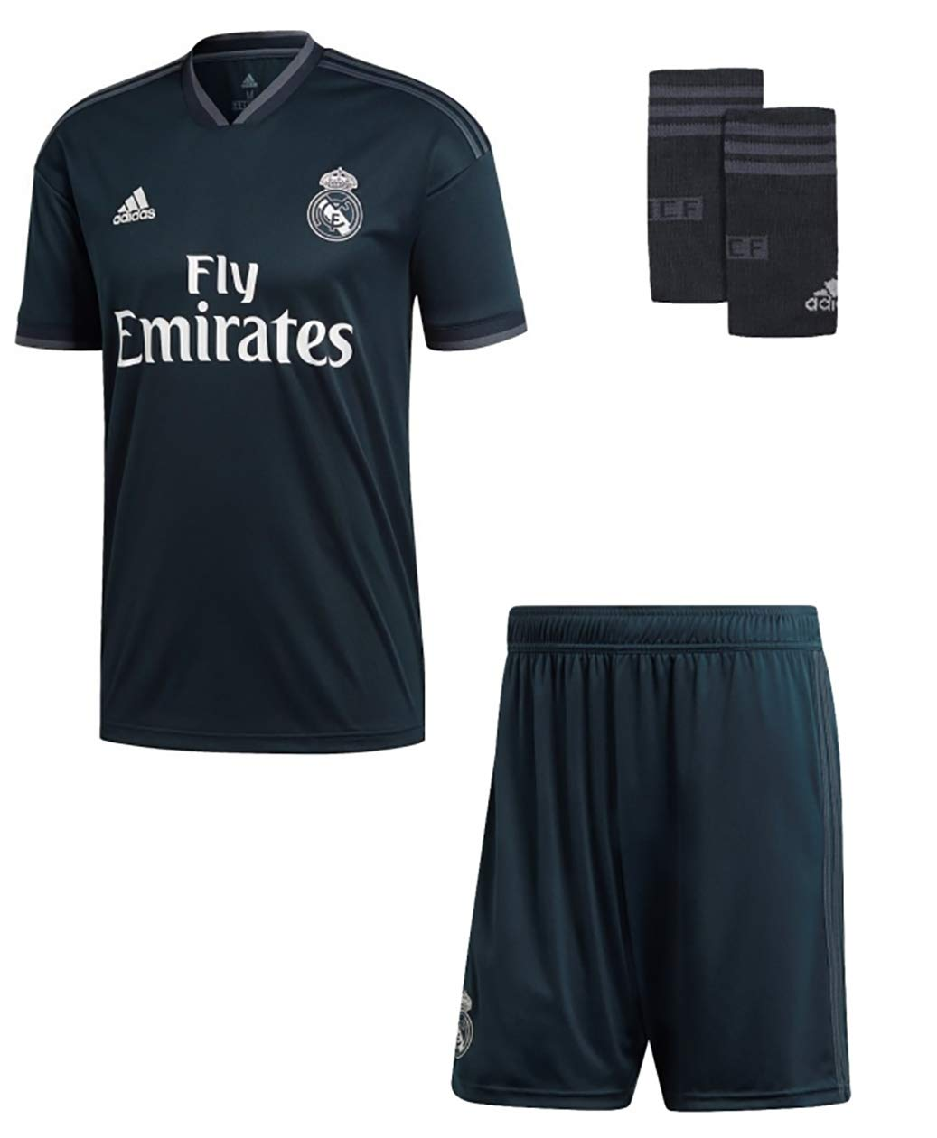 first rate 33517 ec83a Adidas Jersey - Customizable - Second Team Real Madrid ...