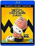 Snoopy And Charlie Brown The Peanuts Movie [Blu-ray 3D + Digital Copy + UV Copy] [2015]