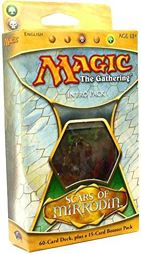 Magic the Gathering- MTG: Scars of Mirrodin Intro Pack: Phyrexian Poison