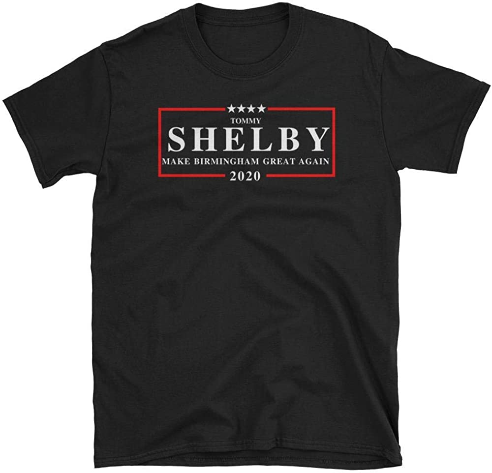 New Shelby Bros PEAKY BLINDERS Inspired T Shirt Tee Shirt Top Mens ~ 100/% Cotton
