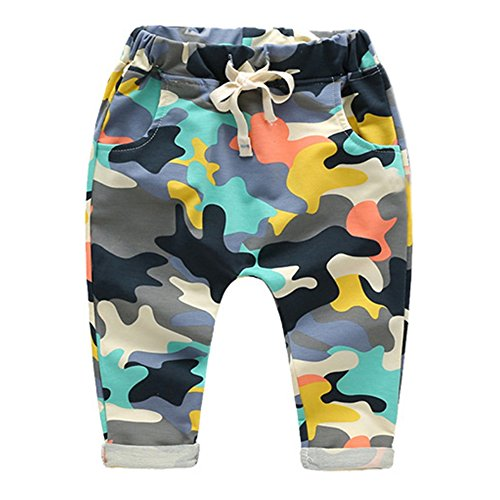 Camouflage Pants Trousers - 6