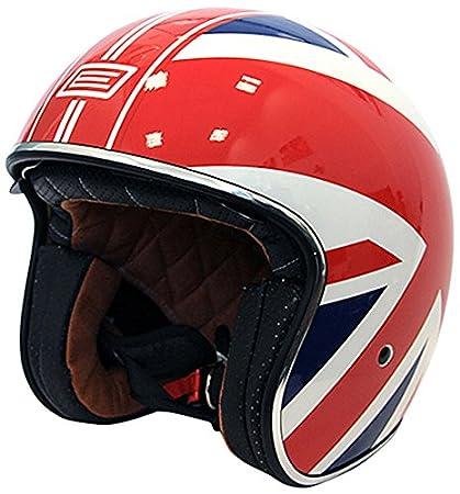 Origine Helmets Sprint Rebel Star Grey, Grigio/Nero, Taglia S H&H Sports Protection 202537028101803
