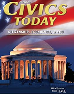 Amazon civics today citizenship economics and you student civics today citizenship economics you student edition civics today citzshp fandeluxe Image collections
