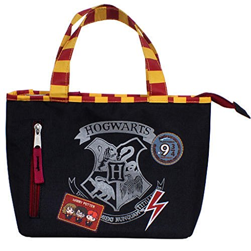 Price comparison product image Harry Potter Hogwarts Insulated Lunch Bag