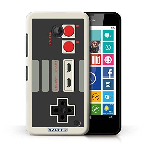 STUFF4 Phone Case / Cover for Nokia Lumia 635 / Nintendo Classic Design / Games Console Collection