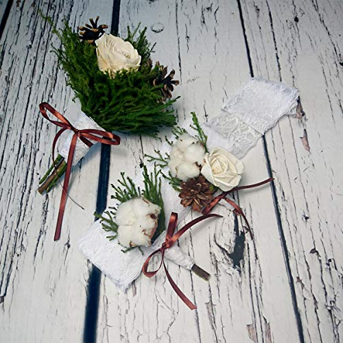 Yoodelife-Natural-Cotton-Bolls-Balls-Artificial-White-Cotton-Stems-Floral-Picks-for-Wreath-Home-Decor-Craft-10-Pcs