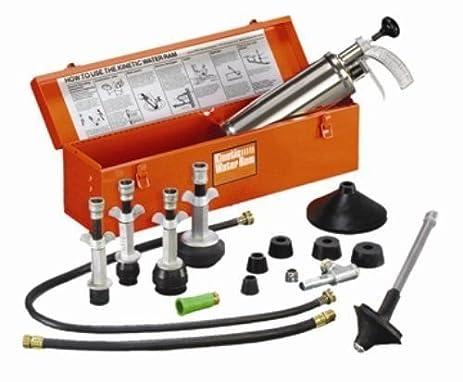 General Wire Spring Kr-D-Wc Deluxe Kit Kinetic Water Ram - Drain