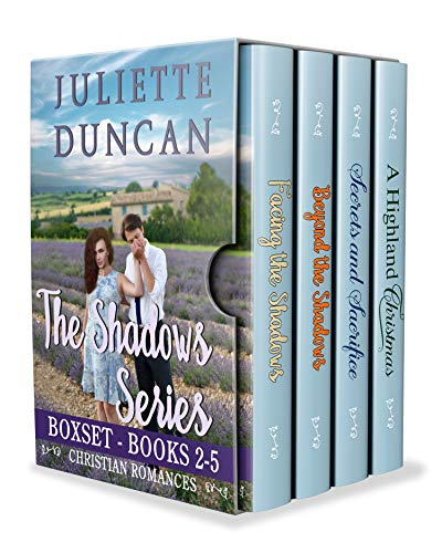 (The Shadows Series Box Set  Books 2-5: A Christian Romance )