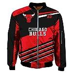 NBA Basketball Team Jacket Track Jacket Sports Fan Jackets Mens Outdoor Lightweight Jackets Coat
