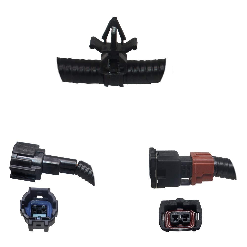 22060-30P00 Set Knock Sensor with Harness Wire for Nissan Terrano Pathfinder Infiniti Mercury 24079-31U01