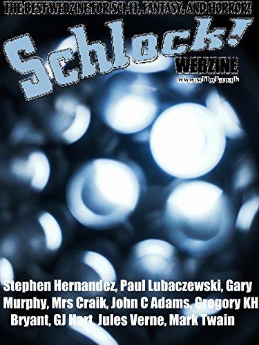 Schlock! Webzine Vol. 8, Issue 26