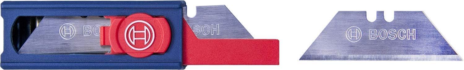 Couteau pliant et Cutter, sous Blister Bosch Professional Outillage /à main Bosch Professional Set de 2 Coupe Pieces