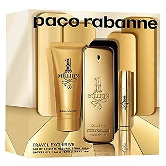 Paco Rabanne 1 Million Set Eau De Toilette 100 Ml Mini Eau De