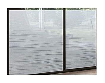 Linea Fix Static Fensterfolie Sichtschutz Des Garbi Streifen 46 Cm