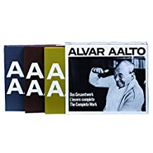 Alvar Aalto: Complete Works 3 Volume Set: Text: English/German/French