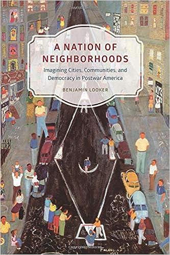 Amazon A Nation Of Neighborhoods Imagining Cities Communities