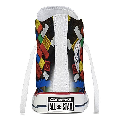 Sneaker Scarpe Converse Personalizzate Lego House by YourStyle