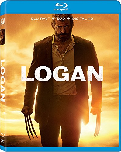 Logan [Blu-ray] (X Men Days Of Future Past Date)