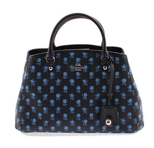 Coach Badlands Print Floral Handbag
