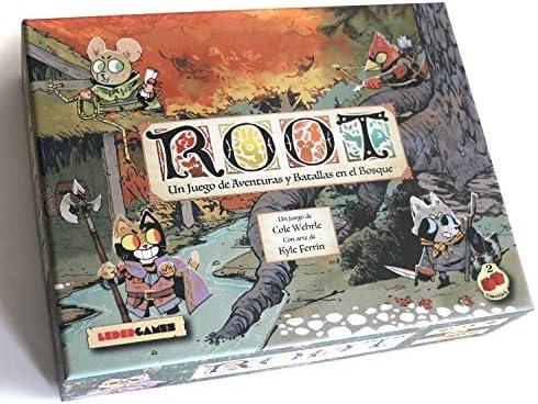 2 Tomatoes Games Root (8437016497388): Amazon.es: Juguetes y juegos