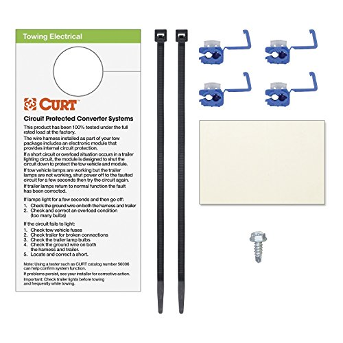 UPC 612314562015, CURT 56201 T-Connector