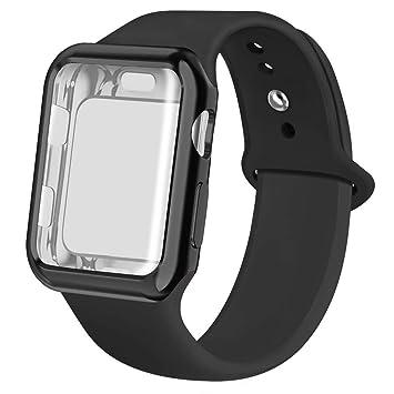 Amazon.com: Jwacct - Correa de repuesto para Apple Watch con ...