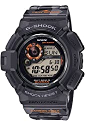 Casio G-Shock Master of G Digital Dial Resin Quartz Men's Watch GW9300CM-1