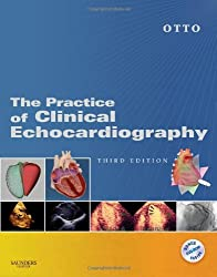 Practice of Clinical Echocardiography: Text with DVD-ROM, 3e