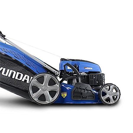Hyundai HYM460SP - Cortacésped autopropulsado (139 CC ...
