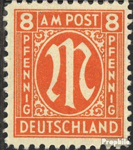 Prophila Collection Bizonal (Aliados Besetzung) Michel.-No..: 21C examinado 1945 a-Correos (Sellos para los coleccionistas): Amazon.es: Juguetes y juegos
