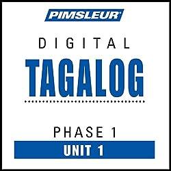 Tagalog Phase 1, Unit 01