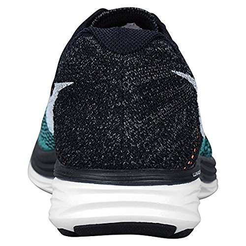 Flyknit Chaussures NIKE LAVA WHITE GLOW Baskets 698182 Baskets BLACK lunar3 Course Hqpd6q
