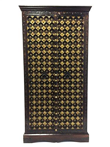 Orientalischer grosser Schrank Kleiderschrank Wafiah 180cm hoch ...
