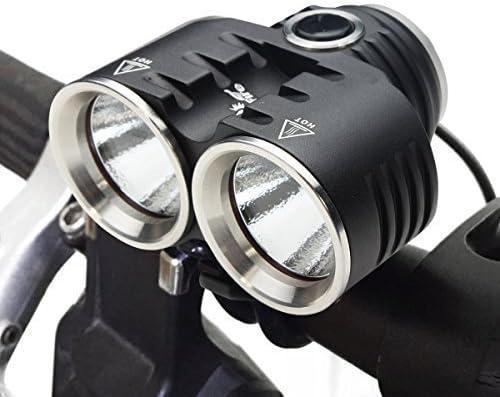 ThorFire BL02 Luz Delantera - Foco Frontal para Bici 1400 Lúmenes ...