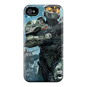 High Grade StaceyBudden Cases For Iphone 6 - Halo Wars Game