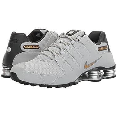 e76378e6127023 NIKE Men s Shox NZ Running Shoes Size 6