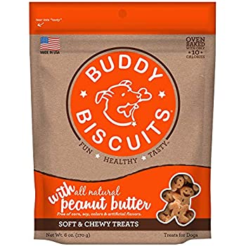 Amazon.com : Buddy Biscuits Soft & Chewy Dog Treats With