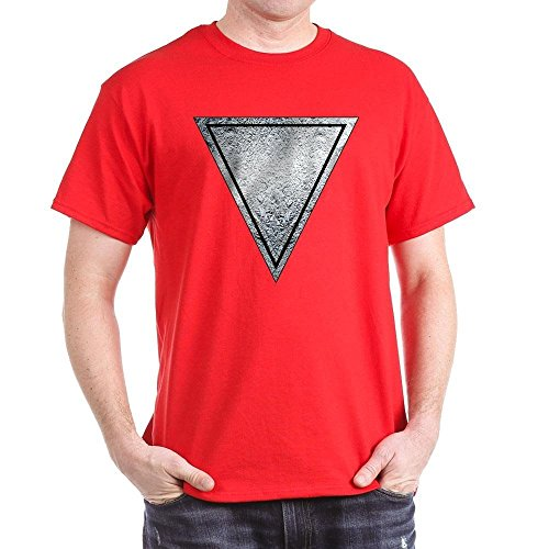 CafePress - Mork And Mindy Ork Insignia T-Shirt - 100% Cotton T-Shirt, Crew Neck, Soft and Comfortable Classic Tee with Unique (Mork From Ork Costume)
