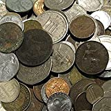 #5: Coins from Around the World. 1 Pound of Unsearched World Coins (About 100 Coins) With Silver and Old Coins In a Vx Investments Pouch