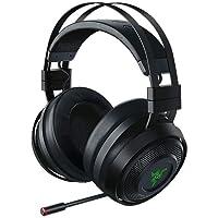 Razer Nari Ultimate THX Spatial Audio Wireless Gaming Headset, Intelligent Haptics with Razer HyperSense,