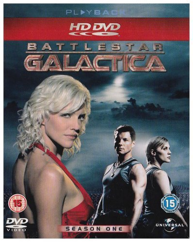Battlestar Galactica - Series 1 HD DVD by
