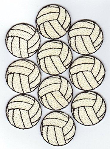 Volleyball Applique - 3