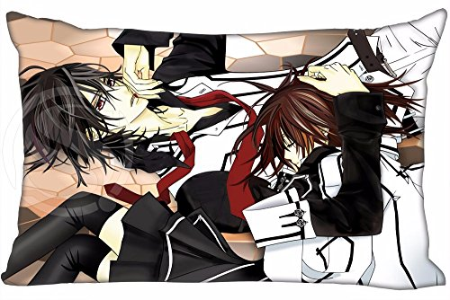 T325 NEW Vampire Knight anime #k Pillowcase 16x24Inch (two sides)Comfortable pillow cover the best gift ()